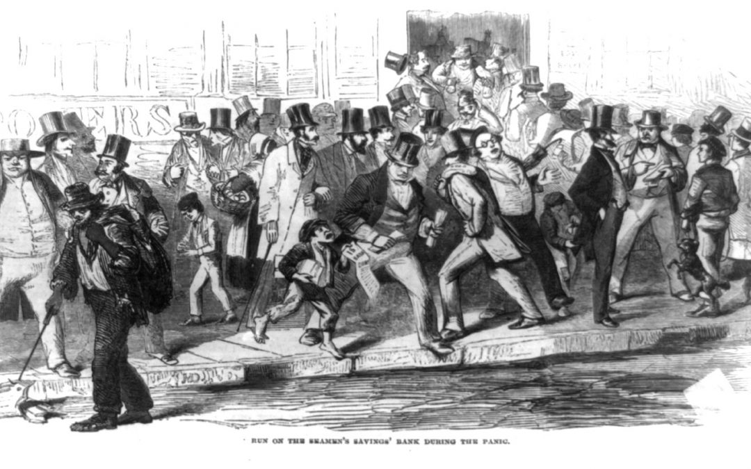 Andrew Jackson, James K. Polk, and The Panic of 1819