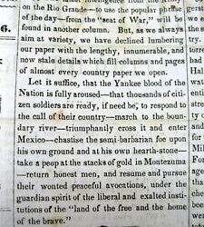 Who Started the Mexican-American War?